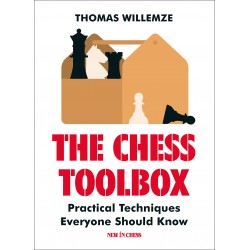 The Chess Toolbox: Practical Techniques Everyone Should Know - Thomas Willemze (K-5430)