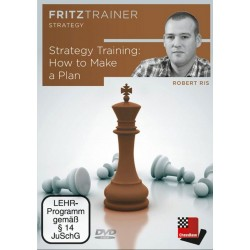 Strategy Training: How to Make a Plan by Robert Ris (P-0052)