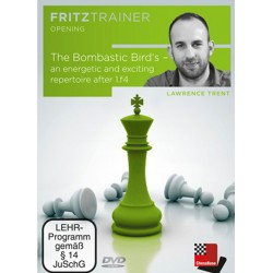 The Bombastic Bird's - an energetic and exciting repertoire after 1.f4 by Lawrence Trent (P-0060)