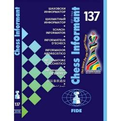 Chess Informant 137 Paperback (K-353/137)
