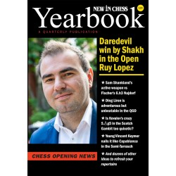 New In Chess YEARBOOK 129: Daredevil win bij Shakh in the Open Ruy Lopez (K-339/129)