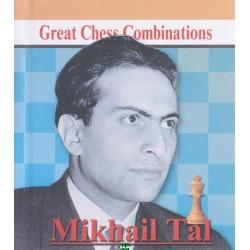 A. Kalinin - Mikhail Tal - Great Chess Combinations - pocket format 8.5 x 9 cm (K-5656/2)