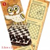 Book tab with chess puzzles vol. 2 (A-113)