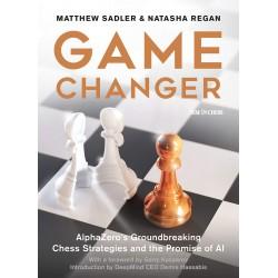 """M. Sadler, N.Regan """"Game Changer"""" (K-5608)"""