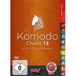 Komodo Chess 13 - Monte Carlo Tree Search - (P-0048)