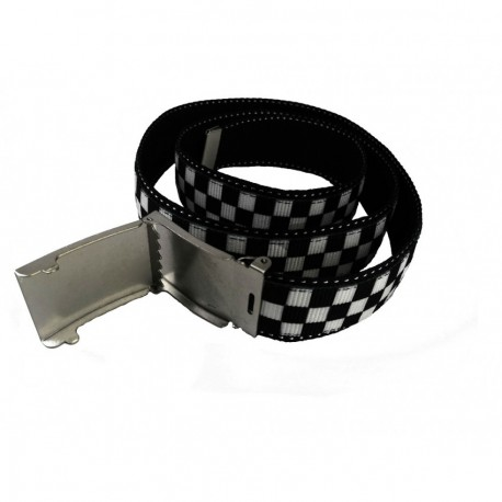 Belt with chess motif (A-120)