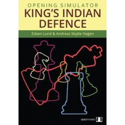 Opening Simulator - King's Indian Defence - Andreas Skytte Hagen, Esben Lund (K-5678)