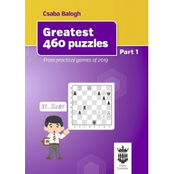 Csaba Balogh - Greatest 460 Puzzles. Vol. 1 (K-5695)