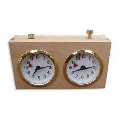 BHB Exclusive Wood Chess Clock (ZS-6)
