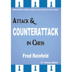 Fred Reinfeld - Attack and Counterattack in Chess (K-5714)