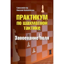 ГМ Н М. Калиниченко - Практикум по шахматной тактике. Завоевание поля (K-5720)