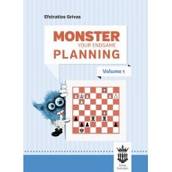 Efstratios Grivas - Monster Your Endgame Planning - Volume 1 (K-5722/1)
