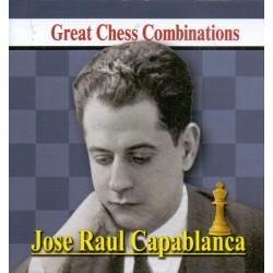 A. Kalinin - Jose Raul Capablanca - Great Chess Combinations - pocket format 8.5 x 9 cm (K-5729)