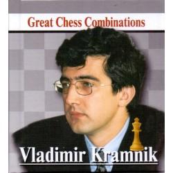A. Kalinin - Wladimir Kramnik - Great Chess Combinations - pocket format 9 x 8.7 cm (K-5742)