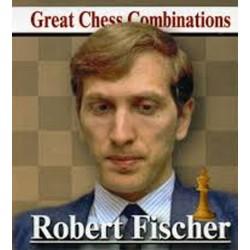 A. Kalinin - Robert Fischer - Great Chess Combinations - pocket format 9 x 8.7 cm (K-5743)