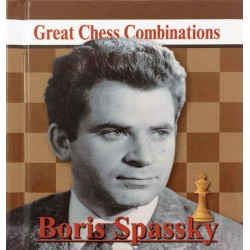 A. Kalinin - Boris Spassky - Great Chess Combinations - pocket format 9 x 8.7 cm (K-5744)