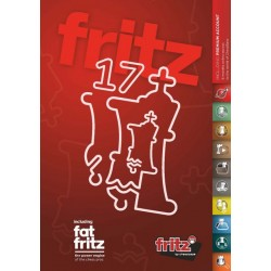 Fritz 17 - The giant PC chess program, now with Fat Fritz (P-0065)