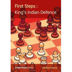 Andrew Martin - First Steps: The King`s Indian Defence (K-5680)
