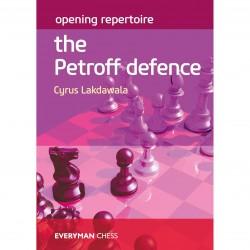 Cyrus Lakdawala - Opening Repertoire: The Petroff Defence (K-5681)