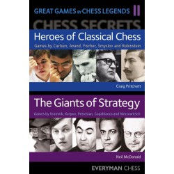 N. McDonald, C. Pritchett - Great Games by Chess Legends, Vol. 2 (K-5686)