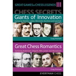 Craig Pritchett - Great Games by Chess Legends, Vol. 3 (K-5687)