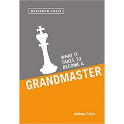 Andrew Soltis - What it takes to become a Grandmaster (K-5751)