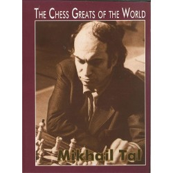 Mikhail Tal - The Chess Greats of the World (K-698/mt)