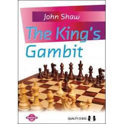 """John Saw """"The King`s Gambit"""" (K-3574)"""