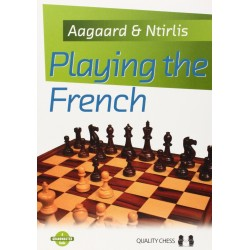 """J. Aagaard & N. Ntirlis """"Playing the French"""" (K-3470/fr)"""