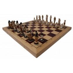 Egypt Groundstone Chess - BIG CHESS SET (S-157)