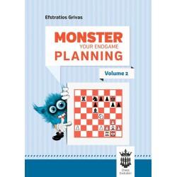 Monster Your Endgame Planning - Vol. 2 - Efstratios Grivas (K-5722/2)