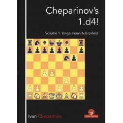 Cheparinov's 1.d4! Część 1: King's Indian and Grünfeld - Ivan Cheparinov (K-5776)