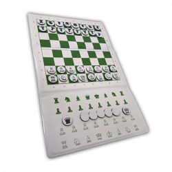 Professional Pocket / Travel Magnetic Chess - (S-100)