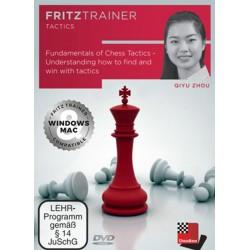 Fundamentals of Chess Tactics - Qiyu Zhou (P-0078)