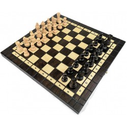 Olympic Chess + Checkers 35x35 cm (S-165/O)