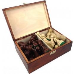 Staunton No. 6 in wooden box (S-3/II/k)