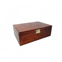 Wooden Case for Chess Pieces (A-0002/S)