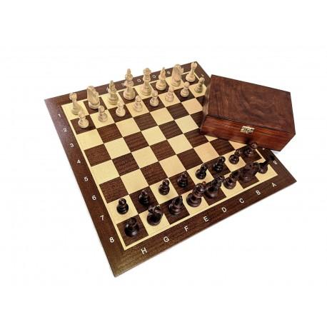 Professional Chess Set - Wooden 48 x 48 cm (Z-3)
