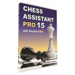Chess Assistant 15 PRO - DVD (P-492/15/PRO)