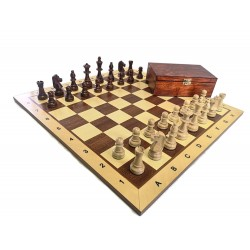 Professional Chess Set - Wooden 55 x 55 cm (Z-4)