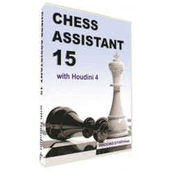 Chess Assistant 15 DVD (CP0001)