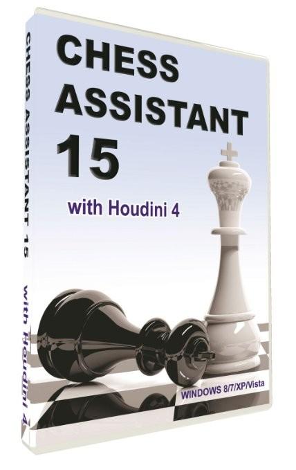 Houdini Chess Opening Book