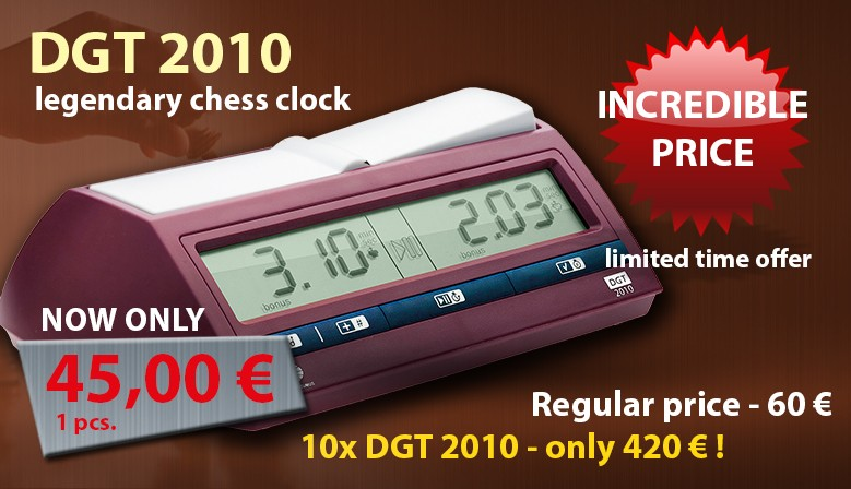 DGT 2010 - INCREDIBLE PRICE !