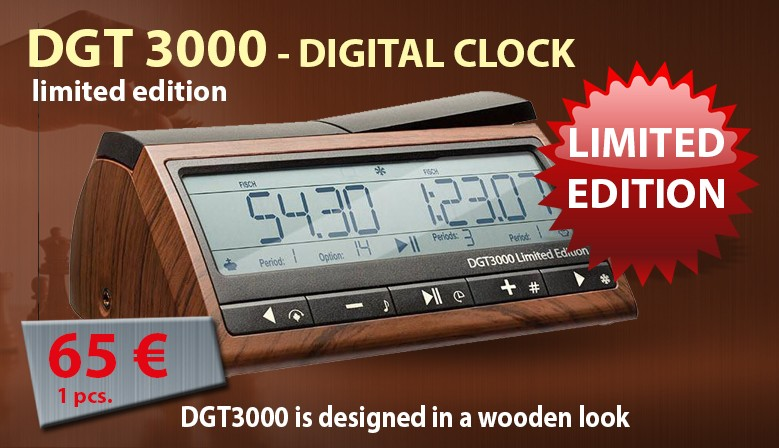 DGT 3000 Limited Edition